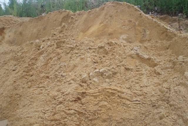 Piasek do piaskownicy murowania na posadzki pod kostkę żwir pod ławy