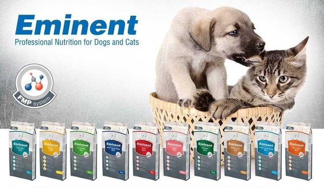 Корм для собак і котів  Eminent від  290 грн