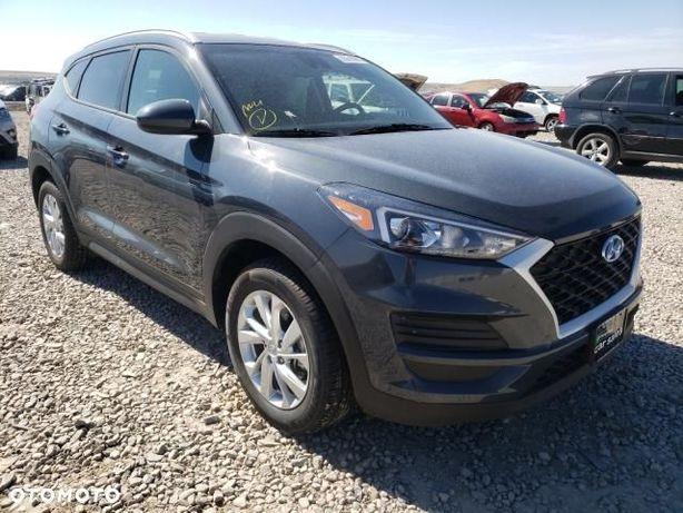 Hyundai Tucson Niewielkie Uszkodzenia!