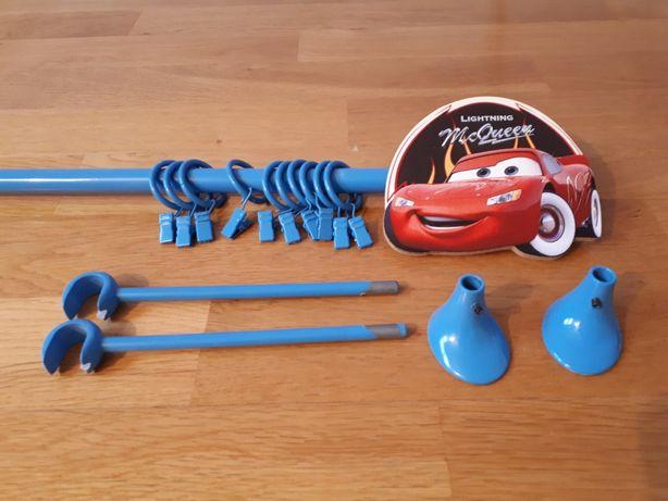 Karnisz dziecięcy Cars 150 cm