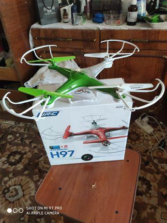 квадрокоптер, летающая игрушка, коптер