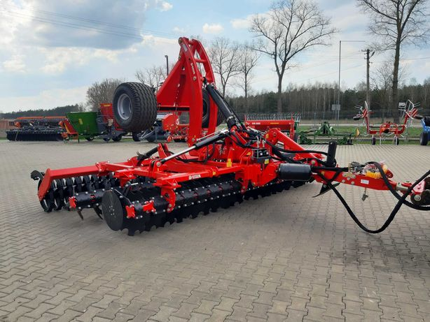 AKPIL BISON XL Brona Talerzowa hydrauliczna 4m 4,5m 5m 6m MANDAM GAL