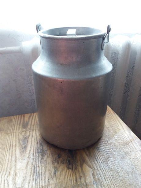 Бидончик 10 литра алюминевый