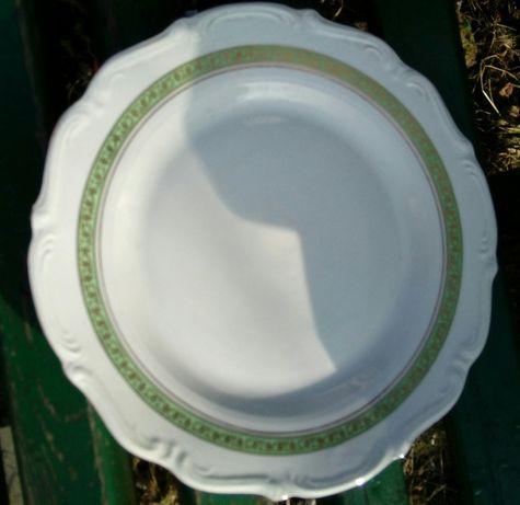Prl patera talerz duży 32cm porcelana Bogucice, sygnowany