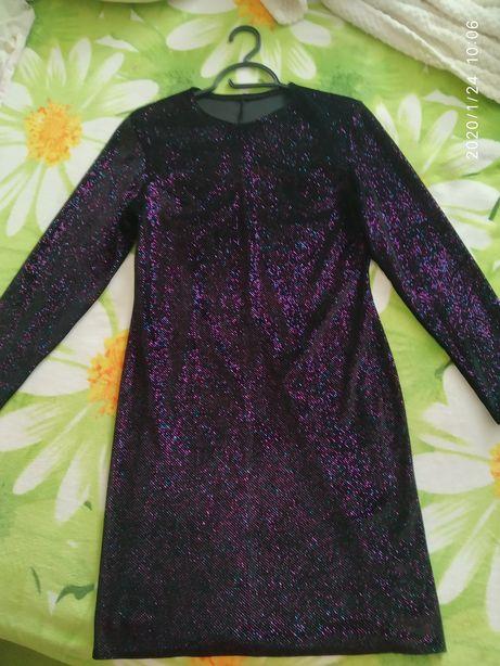 Платье плаття нарядне нарядное шикарное бархатное велюровое