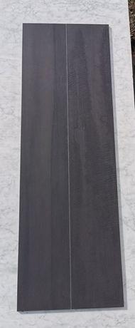 VERSACE Płytki gresowe 20x120 Legno Antracite
