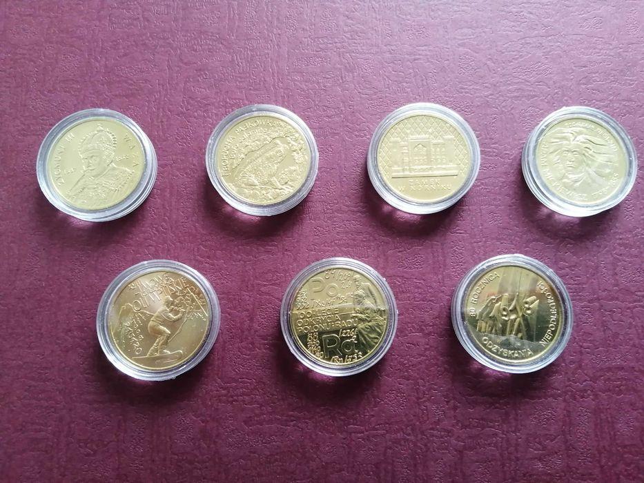 Monety 2zł 1955 do 2003 Oświęcim - image 1