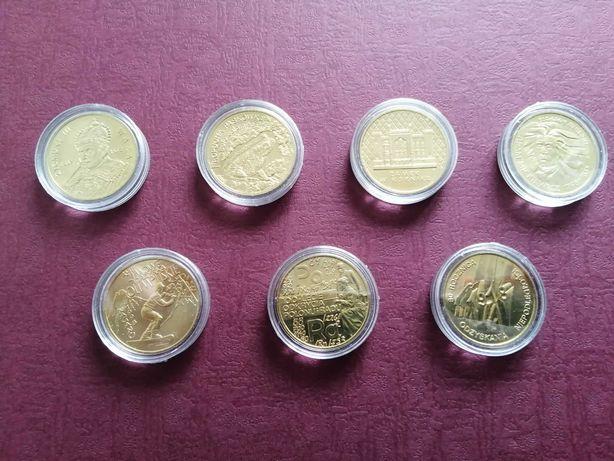 Monety 2zł 1955 do 2003