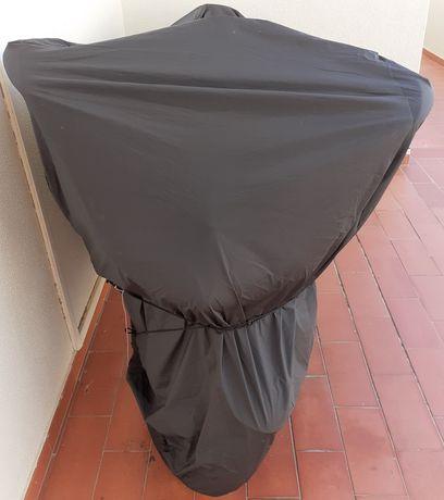 Capa para mota protetora