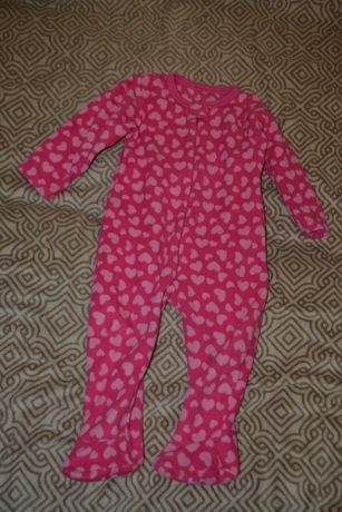 флисовая пижама человечек Early days 3 года рост 98 Англия