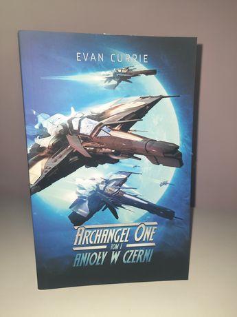 """Evan Currie ,,Anioły w czerni"""""""