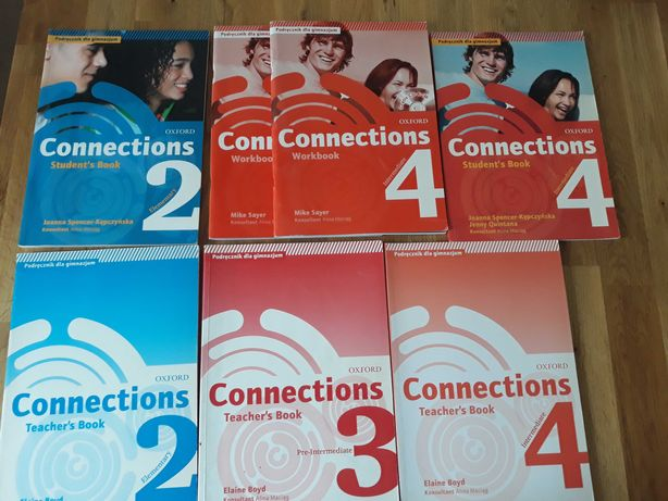 Connections książki mix