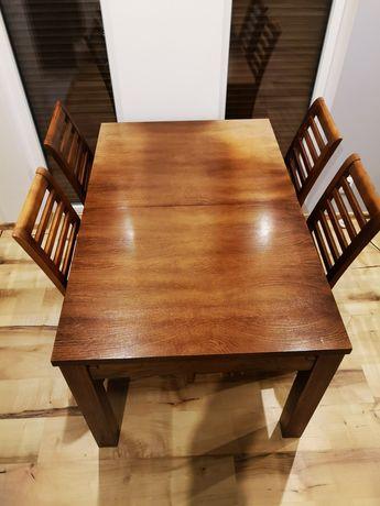 Stół drewniany używany