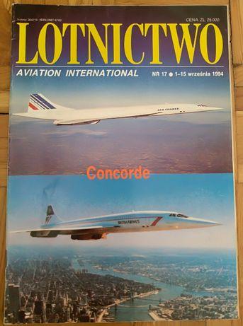 Lotnictwo Aviation International nr 17/1994