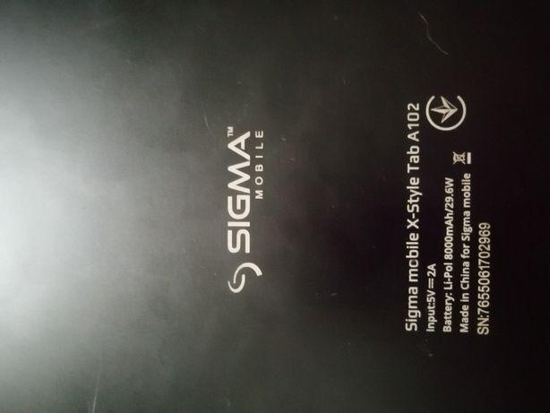 планшет sigma x-style tab a102