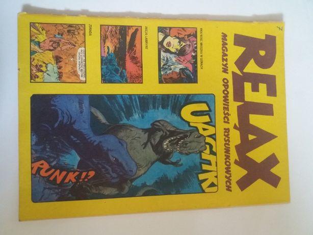 Relax #7 - mag. komiksowy