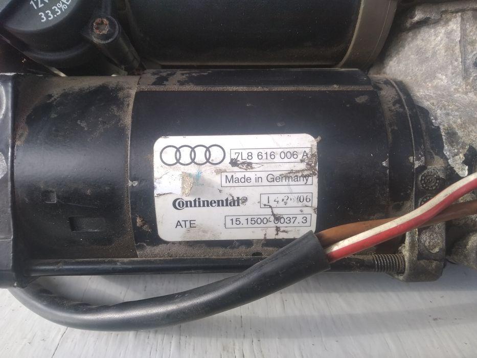 Пневмокомпресор audi  Volkswagen Коломыя - изображение 1