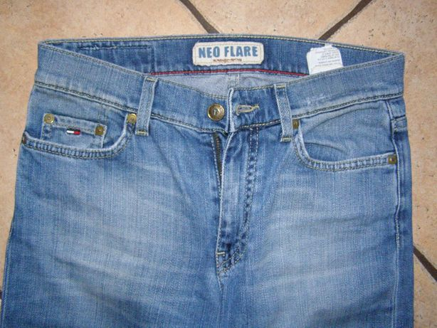 Spodnie Hilfiger Neo Flare 26/32