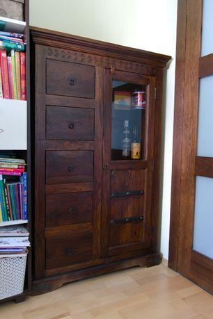 meble drewniane, komoda, palisander