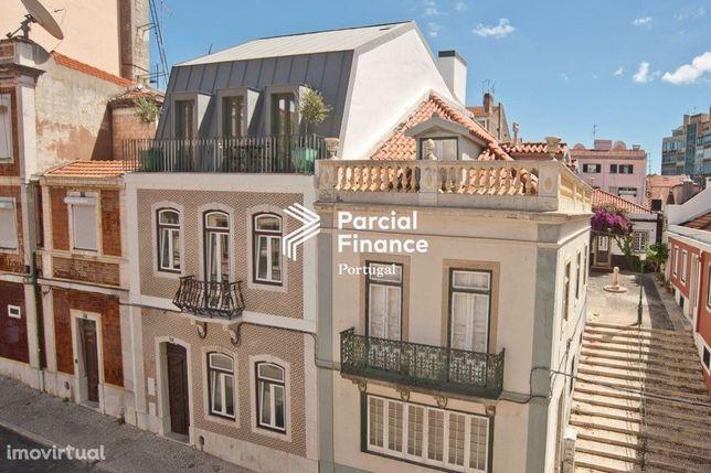 Hostel de Charme junto ao Jardim das Amoreiras