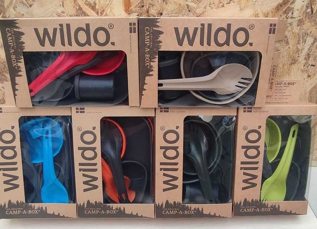 Набор посуды WILDO =Helikon tex/Mil Tec/mora/кружка/нож/фляга/бутылка