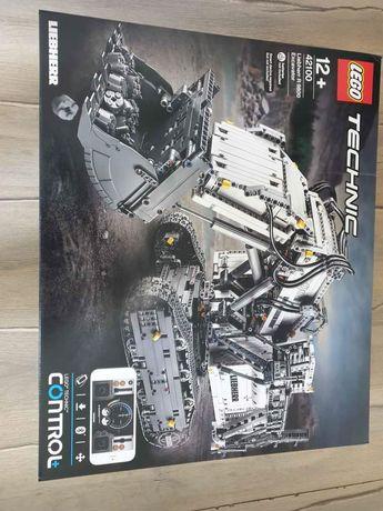 LEGO technic 42100 koparka liebherr ostatnia sztuka
