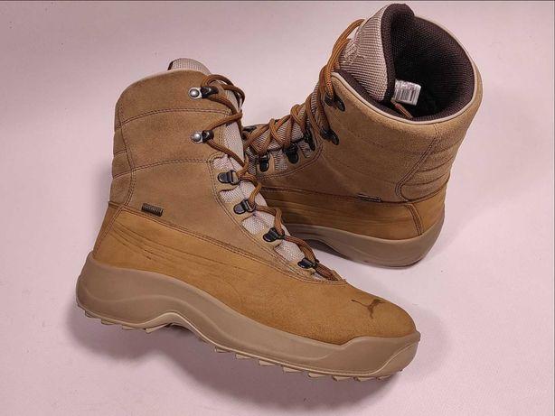 Ботинки Puma Gore-Tex (р. 39) термо мембранные трекинговые сапоги