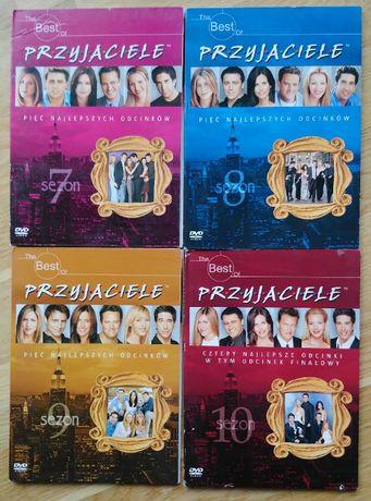 DVD Przyjaciele