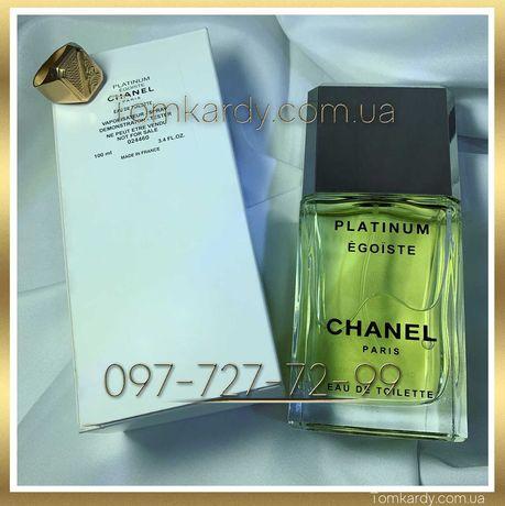Chanel Egoiste Platinum 100 ml. Шанель Платинум Эгоист 100 мл.
