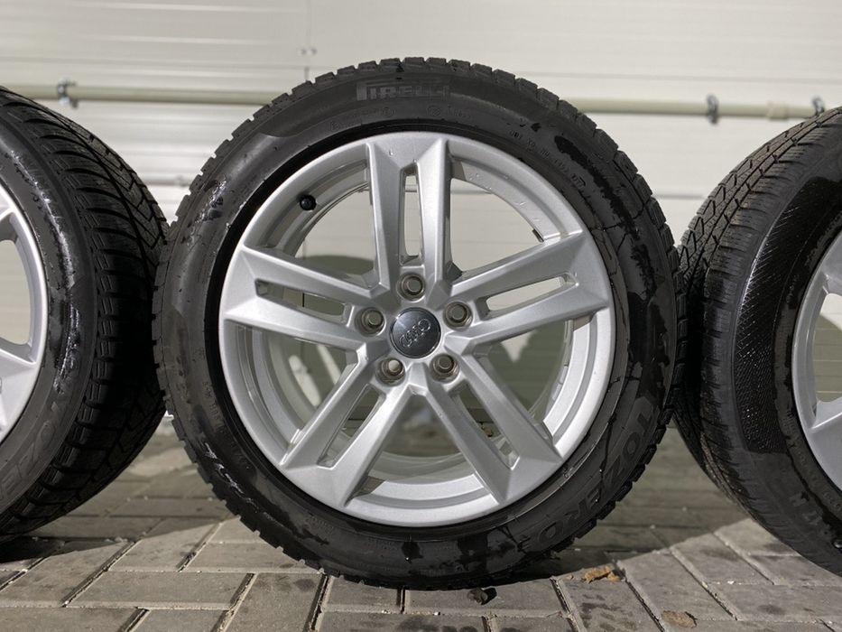 """"""" Alufelgi felgi aluminiowe 17"""" AUDI A3 A4 A5 A6 VW 5x112"""" Wałbrzych - image 1"""