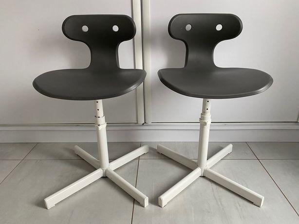 MOLTE Ikea  Krzesła do biurka dziecięce