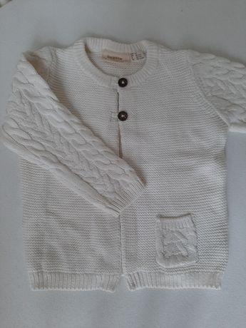 Sweterek Lupilu Pure, 74/80