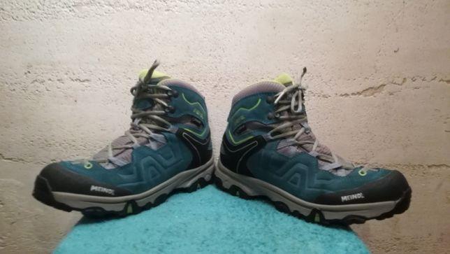 Buty trekkingowe damskie MEINDL LITEPEAK GTX r.37 skóra stan idealny