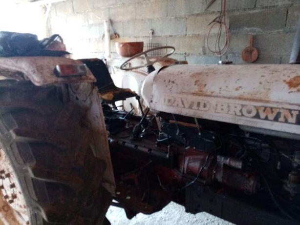 David Brown 990.