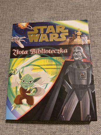 Star Wars Złota Biblioteczka
