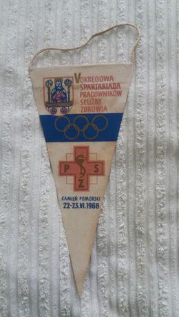 Sprzedam polskie proporczyki o tematyce sportowej