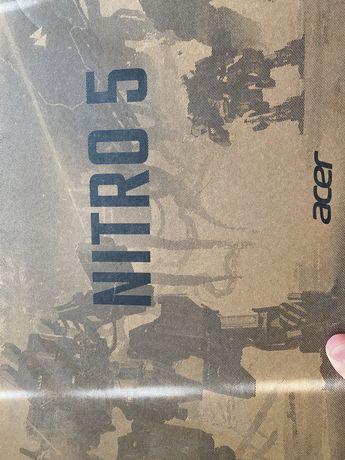 Продам игровой ноутбук Acer Nitro 5 AN515-44 Obsidian Black