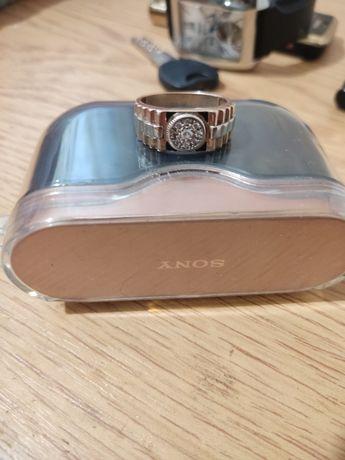 Перстень мужской 585°. Золотой