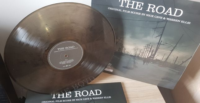 Nick Cave The Road soundtrack - new ZIELONY LP
