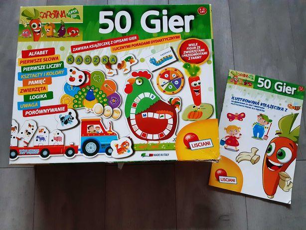 Gra dla dzieci 3-6 lat Marchewka