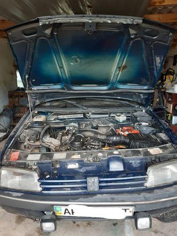 Продам Peugeot 405 gri