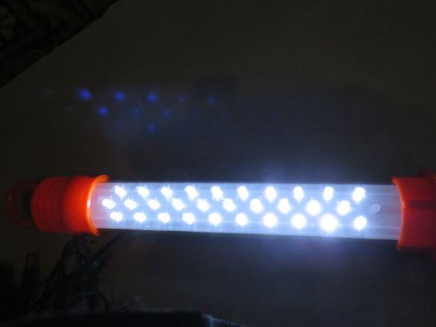 Фонарик для кемпінгу, для ремонту авто. 30 led світлодіодів
