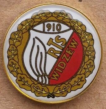 Widzew Łódź - odznaki - część II