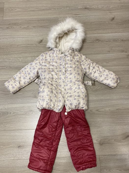 Детская зимняя куртка со штанами  теплая Вінниця - зображення 1
