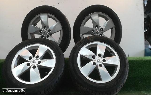 Jantes Especiais Renault Megane Iii Hatchback (Bz0/1_)