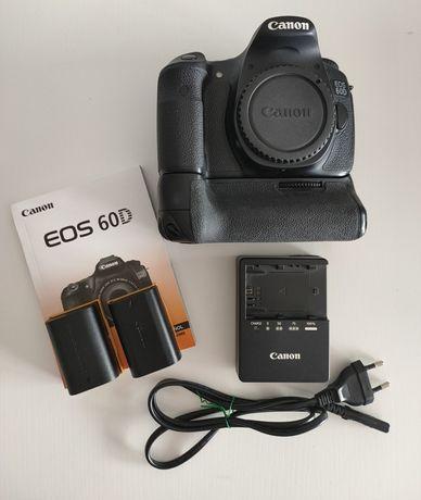 Canon 60D + Grip