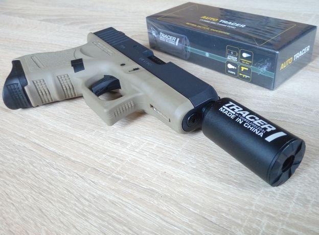Страйкбольный пистолет Glock 27 Blowback Green Gas страйкбол. Новый!