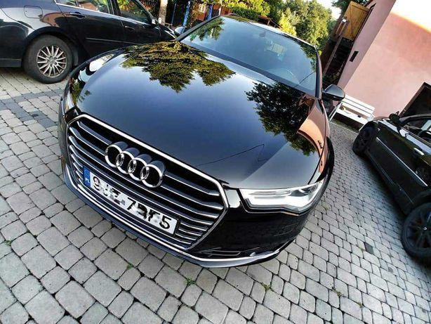 Audi A6C7 Avant MANUAL!!!