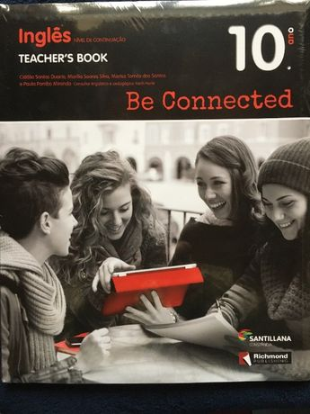 Be Connected – Inglês 10.º Ano