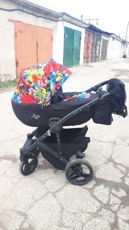 Универсальная коляска 2 в 1 Junama, Fashion Pro Jungle детская коляска